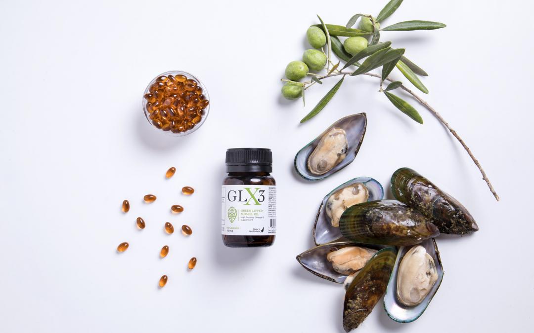 ¿De dónde obtienen los mejillones de labios verdes sus ácidos grasos Omega-3?
