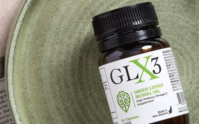Why does GLX3 contain 100mg of Mussel Oil and other brands 600mg?